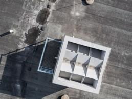 Dachinspektion mit Drohne Beispiel 1