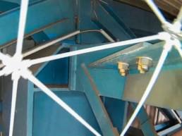 Dachinspektion mit Drohne Beispiel 6 Innen